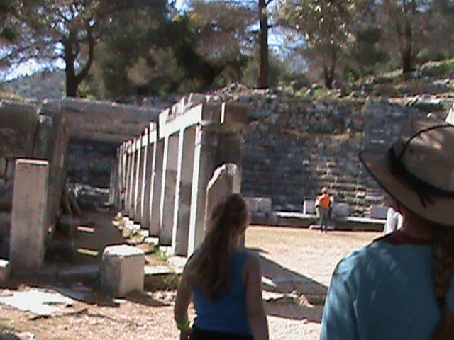 Turkey Priene Ruins6