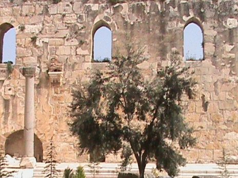 Selcuk Turkey St. John's Tomb Isa Bey Mosque3
