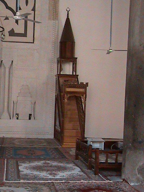Selcuk Turkey St. John's Tomb Isa Bey Mosque4