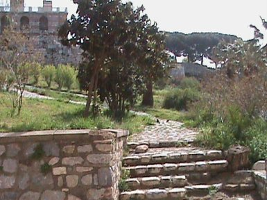 Selcuk Turkey St. John's Tomb Isa Bey Mosque7