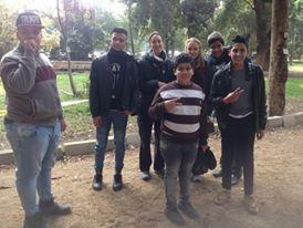 Cairo, Egypt: Orman Park