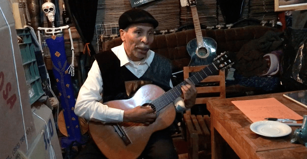 Traditional Mexican Songs on Guitar: Lydian Learns New Music with the Profe Part I