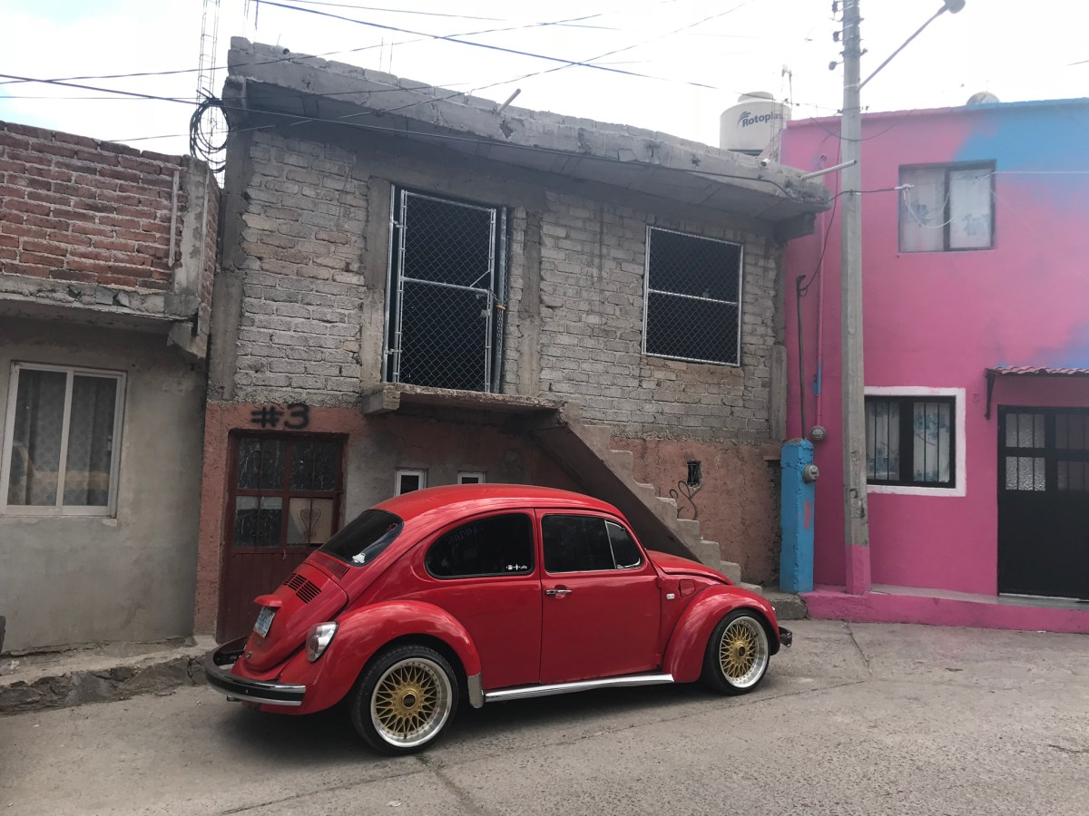 Construction in Mexico UPDATE—By Jennifer Shipp