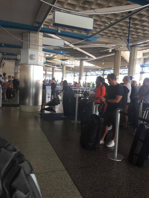 Transit Without Visa in Barbados – Lydian Shipp