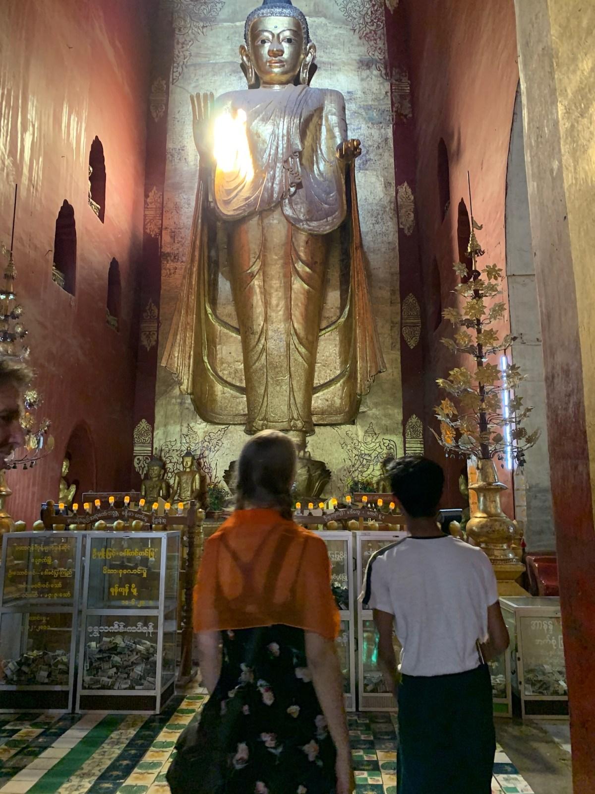 Lydian and Naing Naing: In Myanmar — By Jennifer Shipp