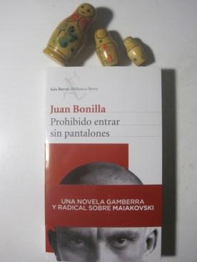 """""""Prohibido entrar sin pantalones"""" es l'últim llibre de Juan Bonilla"""