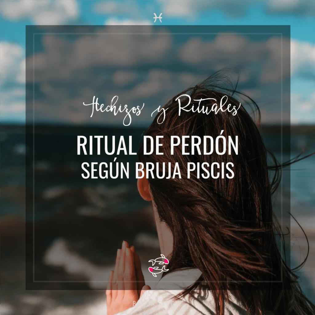Ritual para perdonar y dejar atrás el rencor