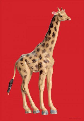 Plastic Fantastic: Giraffe