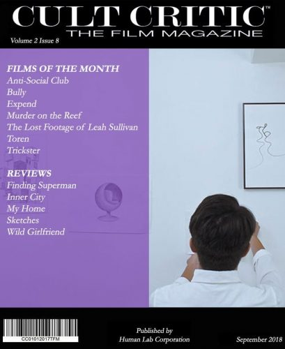 CULT CRITIC FILM MAGAZINE Review of ANTI-SCOIAL CLUB