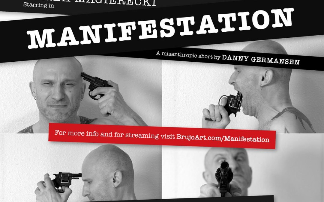 Release of New ArtHouse short film MANIFESTATION