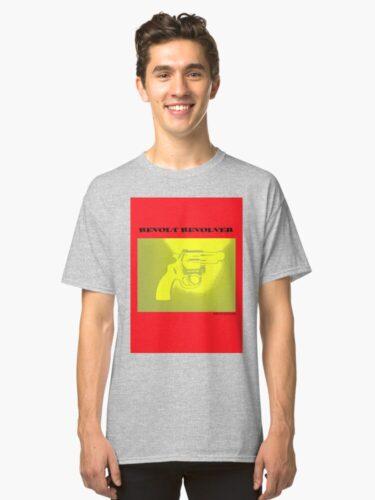 REVOLT REVOLVER (Grey/Red/Yellow)