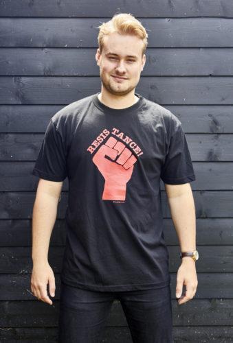 Resistance! (Black & Red)