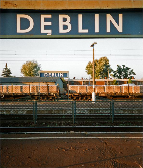 prostokatne spojrzenie na deblinskie perony