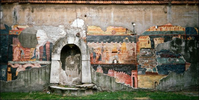 mural, Lublin