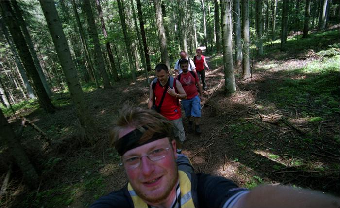 na szlaku / on the trail