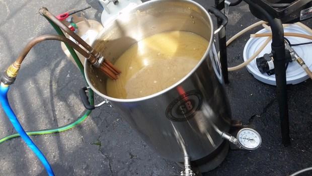 Fermentation Temperature Pt 9 Wlp300 Hefeweizen Ale
