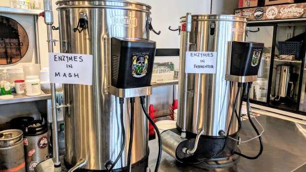 Adding Enzyme To The Mash Vs To The Beer In Brut Ipa