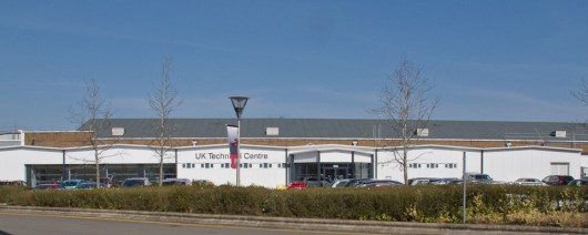 MG UK Technical Centre