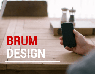 Brum Design Saying Hello
