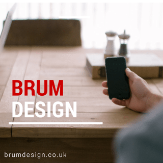 Brum Design Saying Hello