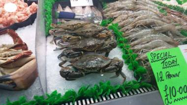 At Bullring Indoor Market
