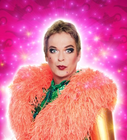 Julian Clary (Slave of the Ring)