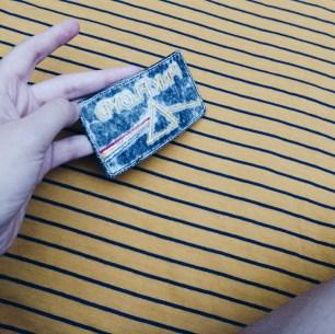 Blog Bruna Nobre: DIY t-shirt com patch