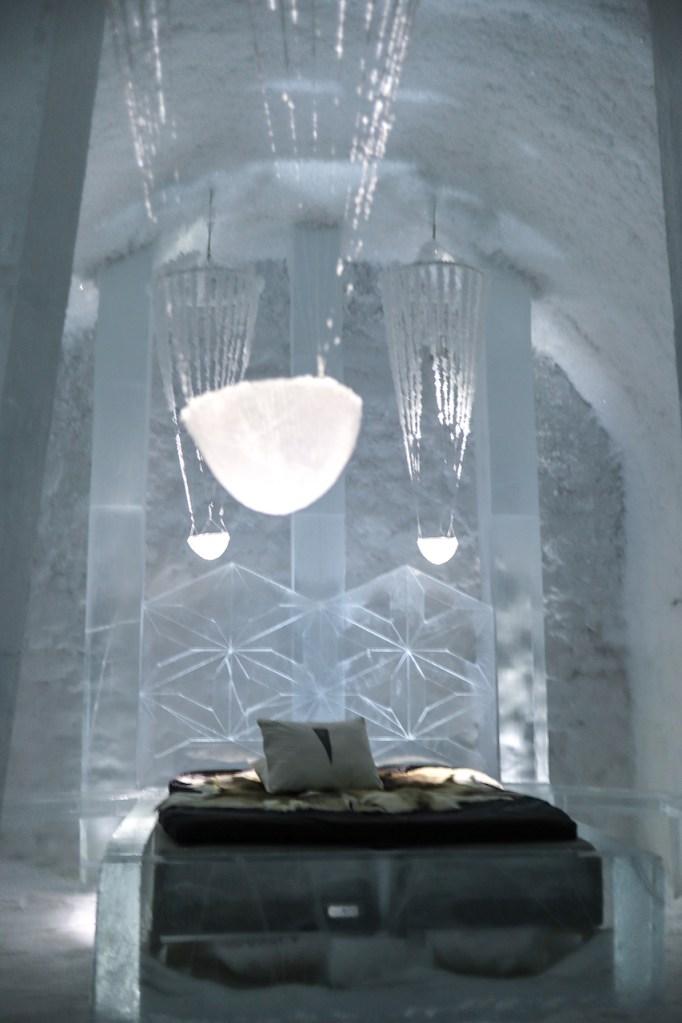 Ice Hotel em Kiruna