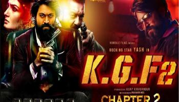 KFG Chapter 2 Movie Reviews