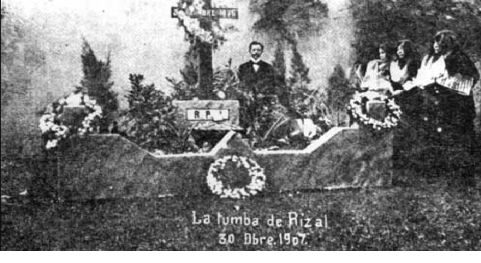 Rizal's Tomb