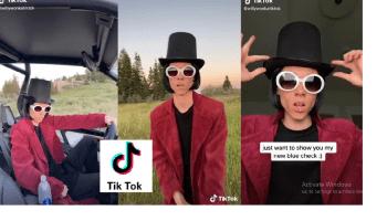 Willy Wonka TikTok