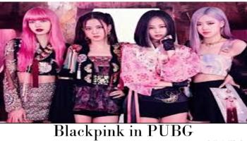 Blackpink in PUBG