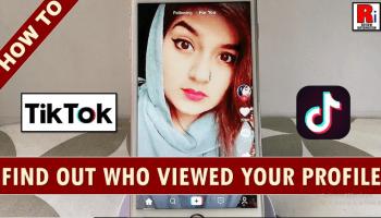 who viewed your tiktok profile
