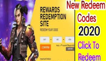 Garena Free Fire Redeem Code