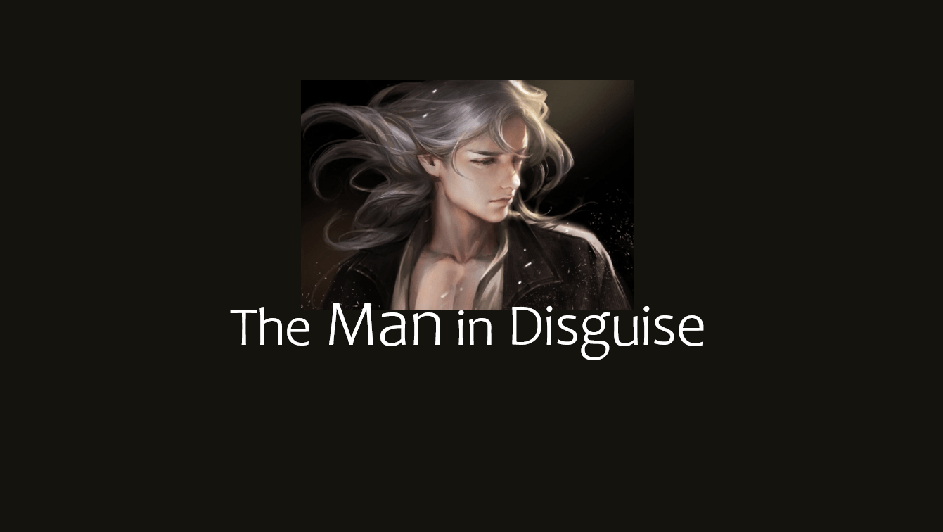 The Man in Disguise