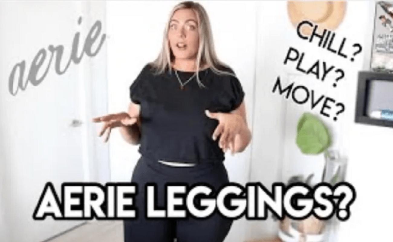 Aerie Leggings TikTok