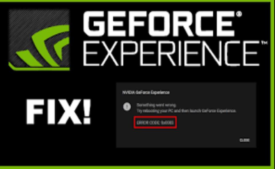 Image Of How To Fix Error Code 0x0003
