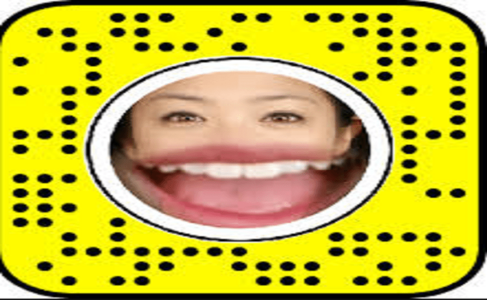 Image Of What Is Big Mouth Filter On Snapchat.