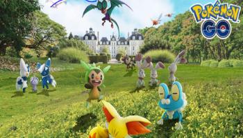 Level 45 Challenge Pokémon Go