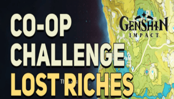 Lost Riches Co Op Challenge