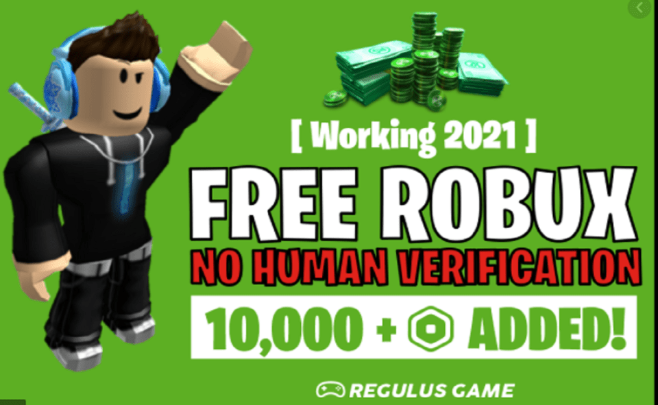 Image Of How To Get Free Robux Without Any Human Verification