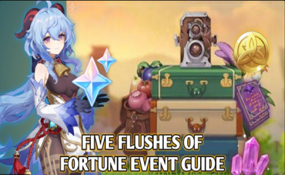 Image Of How To Participate In Genshin Impact Photo Event
