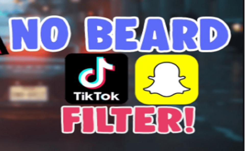 Image Of What Is No Beard Filter