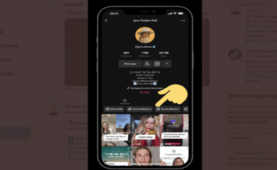 Image Of What Is TikTok Playlist Feature