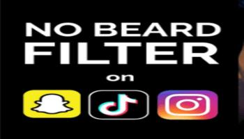 Beardless Filter Instagram