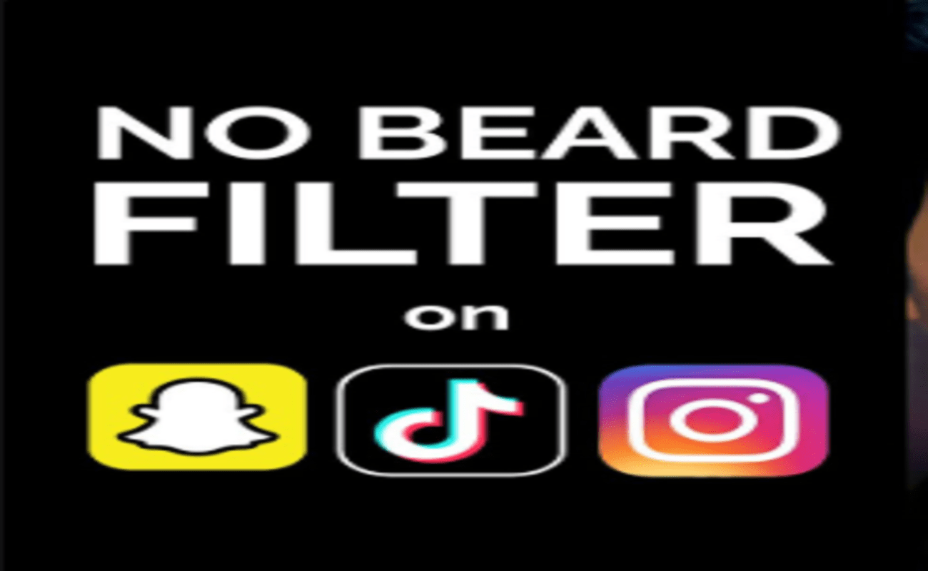 Beardless Filter Instagram