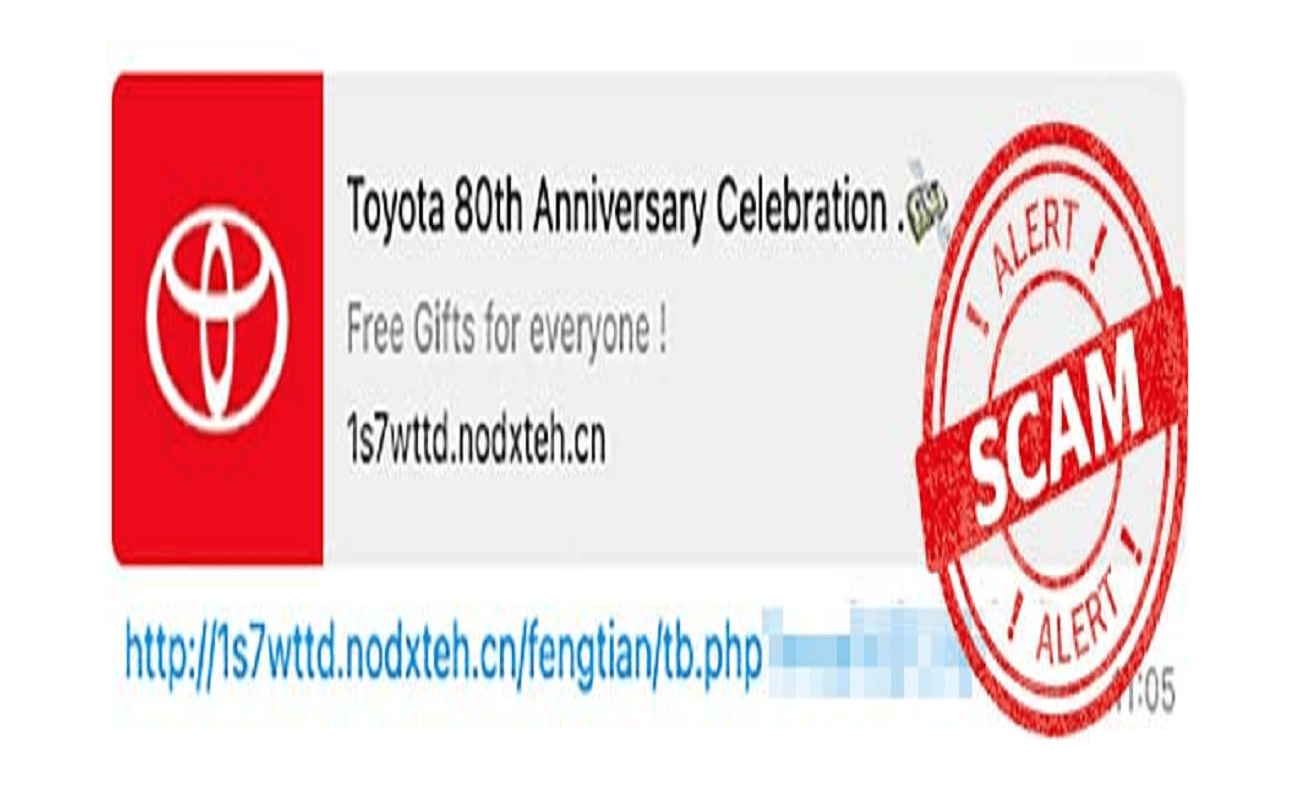 Image Of Toyota 80th Anniversary