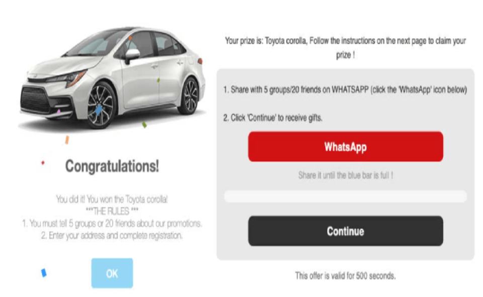 Image Of Toyota Promotion 2021