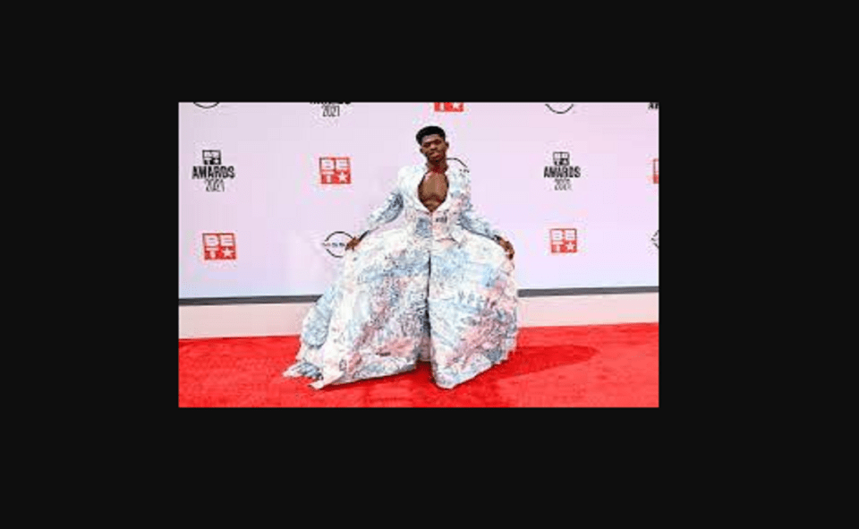 Image Of WHO MADE LIL NAS Dress