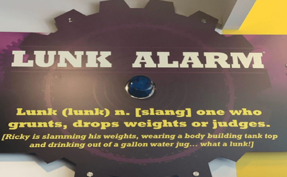 Image Of What Is A Lunk Alarm At Planet Fitness